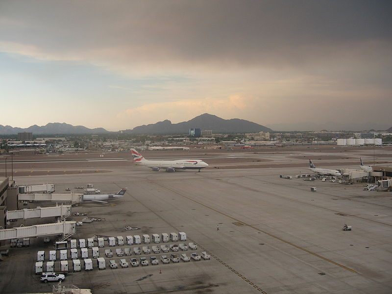"""Can Condor Airlines Help Phoenix Become a """"Real City?"""""""