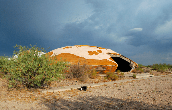 haunted places in Arizona