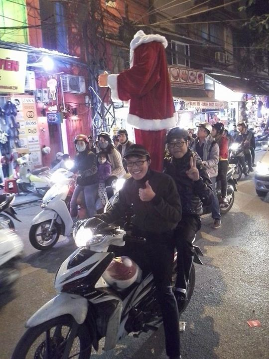 Vietnamese Motorbikes Carrying Unbelievable Sh1t