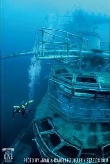 12 Great Wreck Dives You Should Visit
