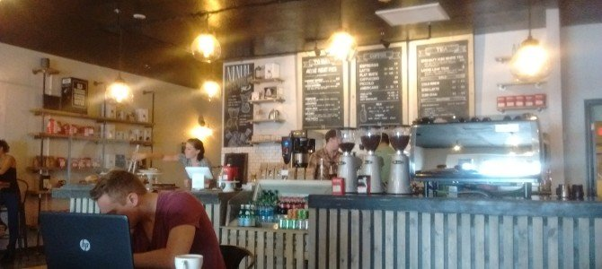 Maverick Coffee in Scottsdale – A Quick Review