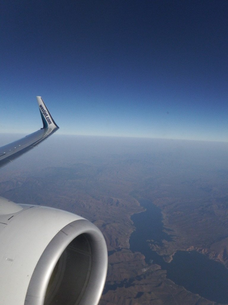 My WestJet Flight Review