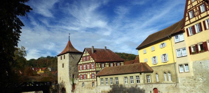 Schwäbisch Hall – Views of a Different Germany
