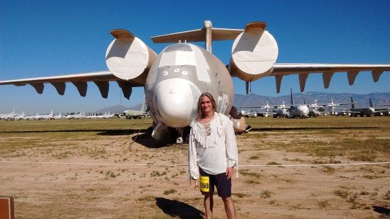 Desert Boneyard 10k