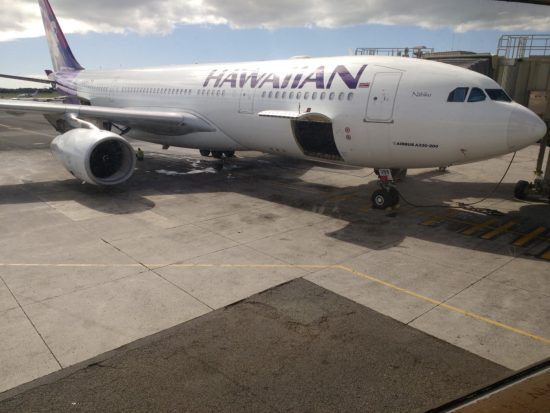 Hawaiian Airlines A330 Nahiku