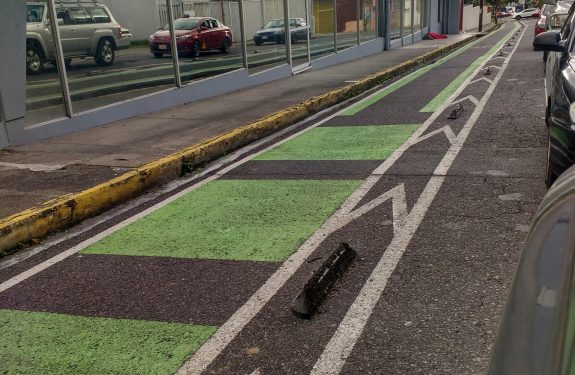 Bicycle Infrastructure is Cycling's Big Problem