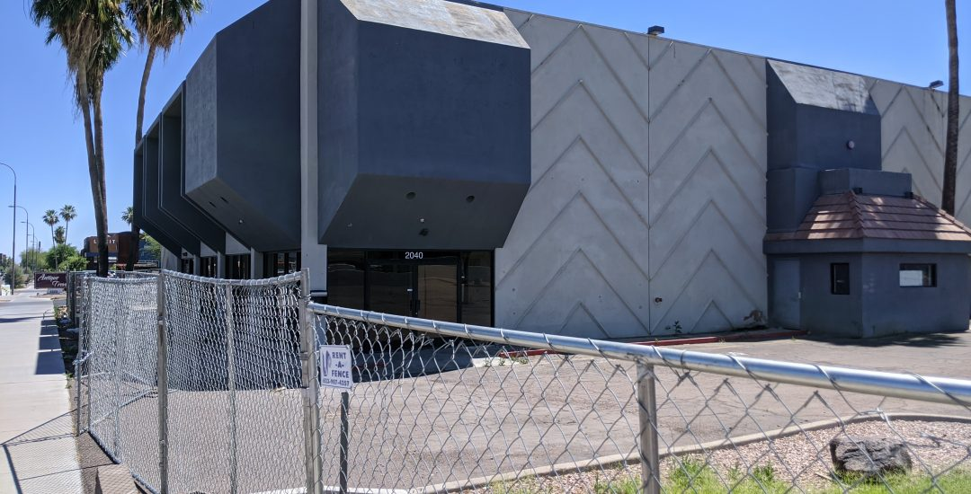 Abandoned Movie Theaters of Scottsdale
